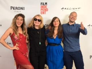 HEIS Cast + Ivana Massetti